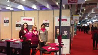 Elles bougent a participé au Salon européen de l'éducation 2013