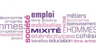 Soutenez la Mixité des métiers comme grande cause nationale 2014 avec l'association Elles bougent