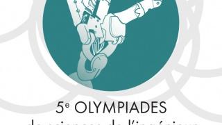 Olympiades des Sciences de l'Ingénieur-e : Lyon & Grenoble, Avril 2014.