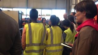 Elles bougent pour l'industrie en Rhône-Alpes chez ALSTOM & VOLVO