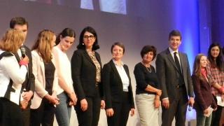 Elles bougent à la 9ème édition des Objets de la Nouvelle France Industrielle, le 21 mai 2014