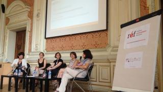 Anniversaire du REF, Réseau Economique Féminin, CCI Lyon, samedi 5 juillet.