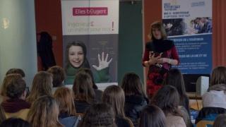 Les Sciences de l'Ingénieur au féminin en Franche-Comté
