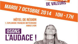 EDF Interp'Elles, 7 Octobre Hotel de Région de Lyon