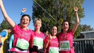 Elles bougent au Marathon de Toulouse !