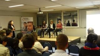 Stéréotypes et préjugés ? Mensonges ou vérités ? Une conférence Elles bougent au CESI Midi-Pyrénées.