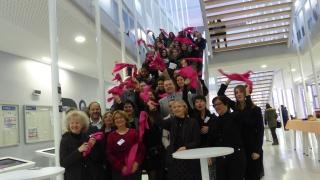 """2ème édition """"Semaine de la découverte en entreprises"""" - Adhésion de l'école des Mimes de Nancy à l'association !"""