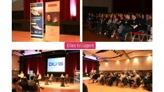 Photos de la rencontre Elles bougent chez DCNS Lorient !