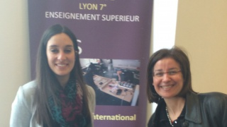 Témoignage au Lycée Assomption Bellevue à Lyon le 13 Mars.