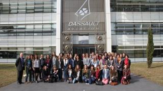 Journée Ambassadeur Métier au féminin chez Dassault Aviation