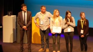 Le prix de l'avenir technologique au féminin - Olympiade de Sciences de l'Ingénieur