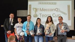 Résultats du Meccano Team Cup de l'UIMM Rouen 2015
