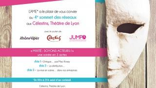 Invitation de l'AME ouverte aux étudiants: Théâtre des célestins 12 Octobre 18h  Lyon