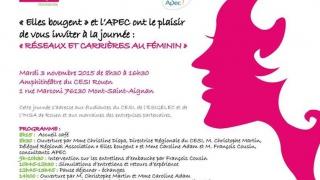 1ère édition du forum Réseaux & Carrières au féminin en Normandie