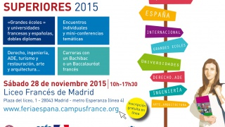 Salon des Etudes Supérieures 2015