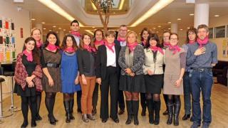 Rencontre inter-marraines avec Aéroports de Paris