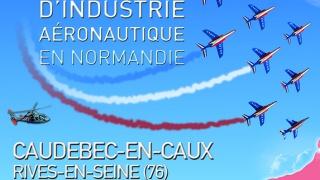 Stand Elles bougent au centenaire de l'aéronautique Normand