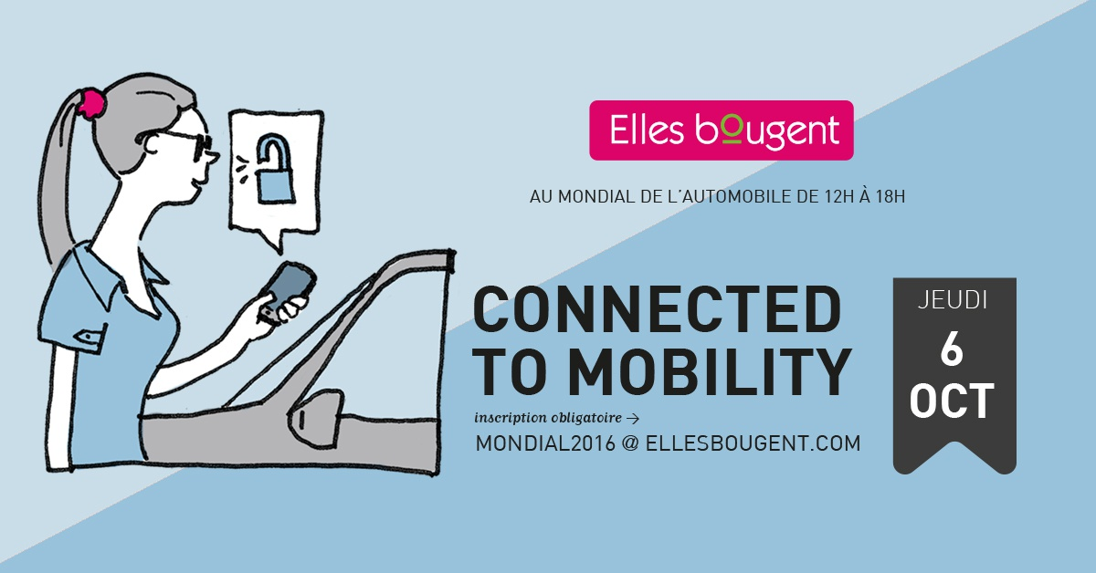 « Elles bougent, connected to mobility »