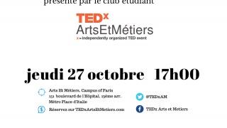 TEDx Arts et Métiers Women 2016