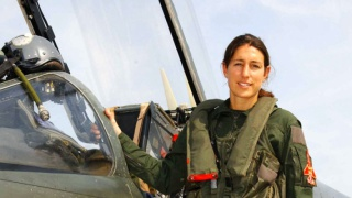 Rencontrez une pilote de chasse avec l'AFFP !