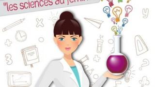 Les sciences au féminin - Journée de la femme à Irigny.