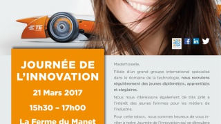 Journée de l'Innovation - TE Connectivity