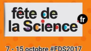 Fête de la science édition 2017