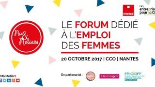 Mix et Métiers, le Forum dédié à l'emploi des femmes