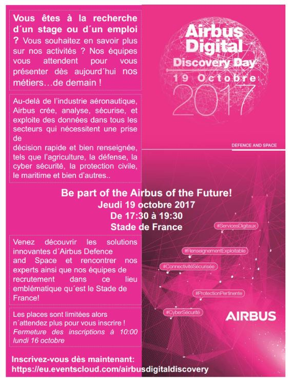 Airbus Digital Discovery Day