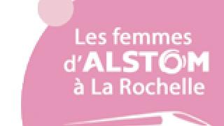 Création d'un réseau féminin sur le site d'Alstom à Aytré