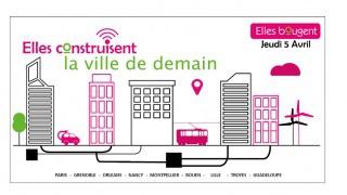 Elles construisent la ville de demain à Orléans avec Bouygues