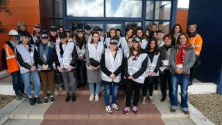 Visite Alstom en Poitou-Charentes – Semaine de l'Industrie