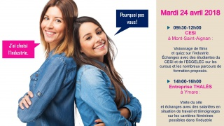 Industri'Elles en Normandie