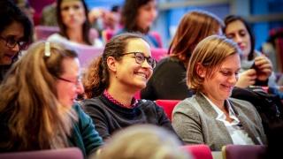 Réunion de lancement d'Elles bougent en Belgique