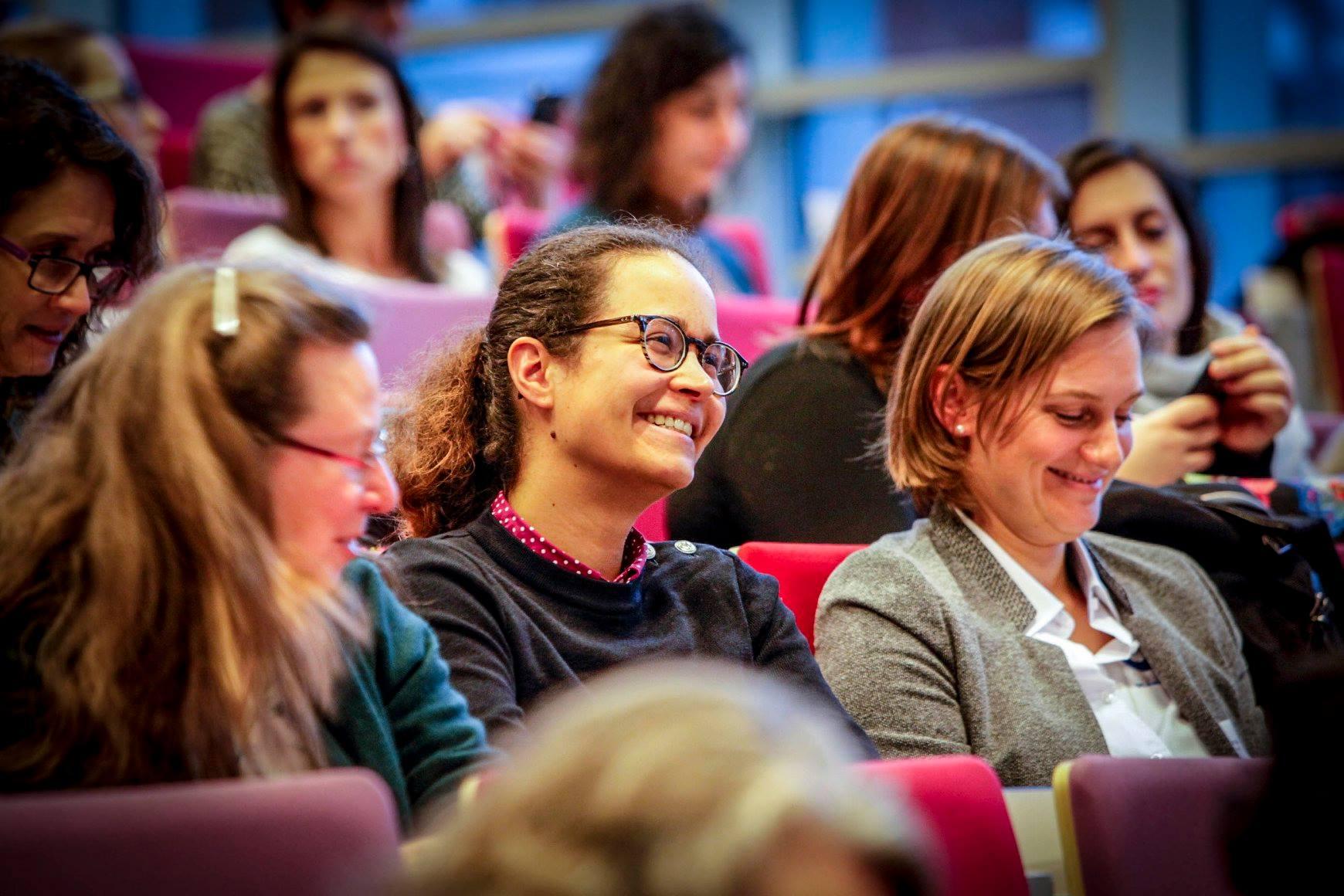Réunion de lancement de la délégation Elles Bougent en Espagne