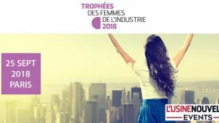 7e édition des Trophées des Femmes de l'Industrie