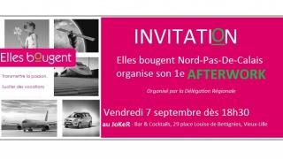 Afterwork Elles bougent Nord-Pas-de-Calais