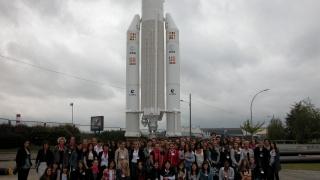 Rencontre et visite chez Astrium Space Transportation (Groupe EADS)