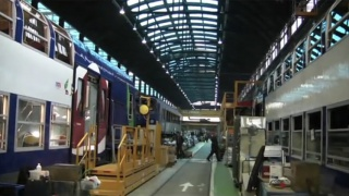 Rencontre et visite au Technicentre SNCF de Nevers