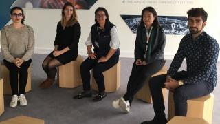 Invitation Elles bougent contre le sexisme dans les laboratoires de recherche avec l'ECL
