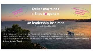 Atelier Leadership spécial marraines Elles Bougent
