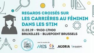 Regards croisés sur les carrières au féminin dans les STIM à Bruxelles