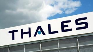 Rencontre/visite chez Thales