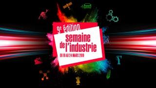 9e Semaine de l'industrie : Conférence « INDUSTRI'ELLES: L'INDUSTRIE SE CONJUGUE-T-ELLE AU FÉMININ? »