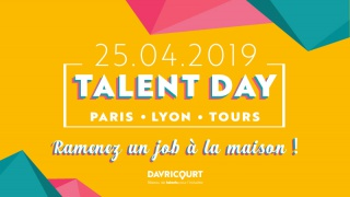 Participez au Talent Day de Davricourt