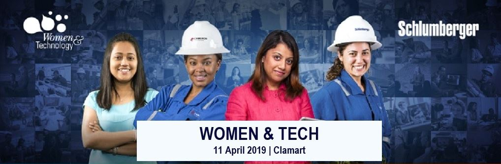 The Schlumberger Women and Technology day : des étudiantes découvrent le Riboud Product Center !