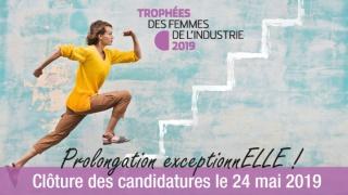 Trophées des femmes de l'industrie 2019 : appel à candidatures