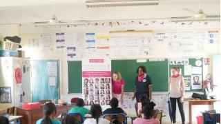 Journée des métiers école primaire Elie Nazes Kourou