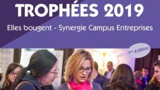 Remise des Trophées Elles bougent - Synergie Campus Entreprises