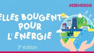 Elles bougent pour l'énergie en Ile-de-France